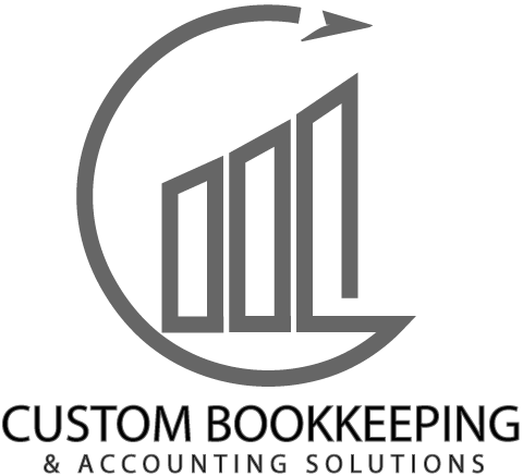 Custom Bookkeeping Logo